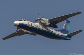 UP-AN402 An-24, 18.11.19
