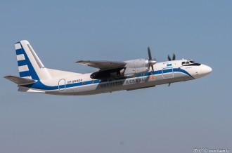 UP-AN404Antonov An-24B SCAT Air, 20.05.17