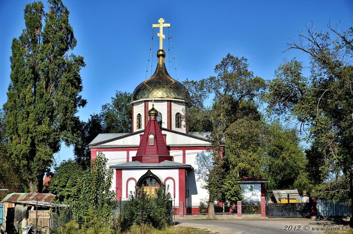 Храм рождества Иоанна Предтечи Крестителя Господня
