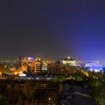 Пролетая над Алматы, 03.07.15г.
