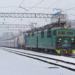ВЛ80С-1800 и KZ4AT-0019, 19.02.17г.