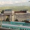Вокзал Алма-Ата 2, 01.06.12г