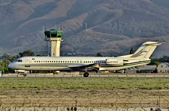 UP-F1004 Fokker F100, 16.09.12г