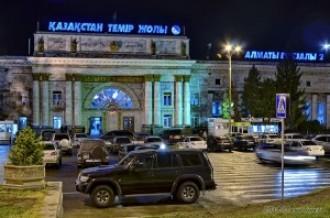 Вокзал Алма-Ата-2, 30.09.12г