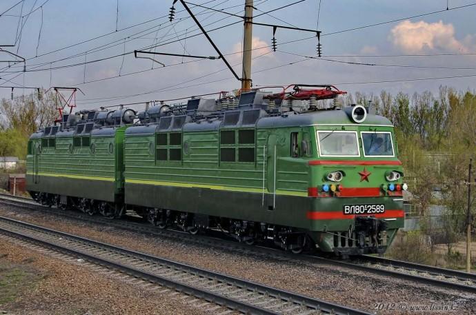 ВЛ80С-2589, 16.04.12г