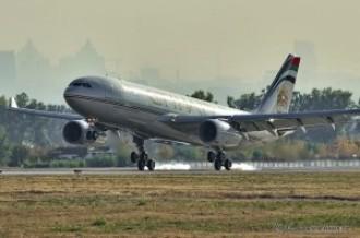 A6-EYQ Airbus A330, 09.10.12