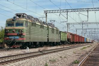 ВЛ80С-0227, 30.04.12г