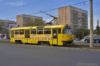 Tatra T3DC №1010, 25.09.12 г