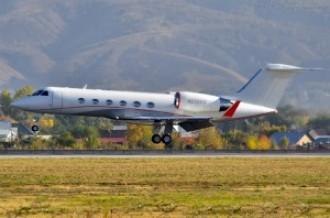 N235KK Gulfstream Aerospace, 02.11.12