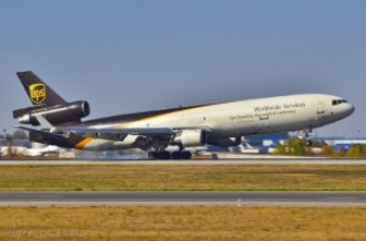 N291UP, MD-11, 14.10.12