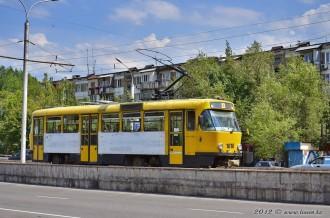 Tatra T3DC №1010, 04.08.12 г