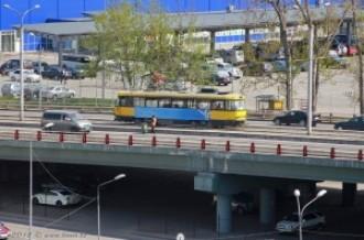 Tatra T4D-MS №1019, 13.04.12г