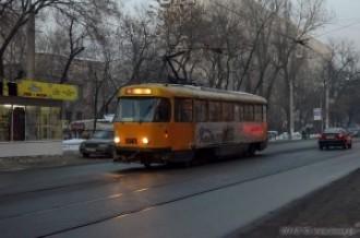 Tatra T4D №1041, 10.01.13г