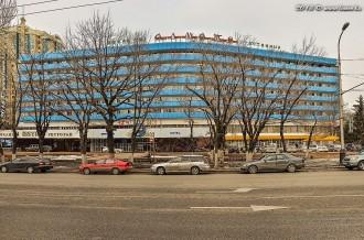 Гостиница Алматы, 23.02.13г