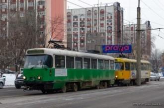 Tatra T4D-MS №1015, 09.02.13г