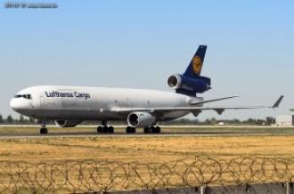 D-ALCL Lufthansa Cargo MD11