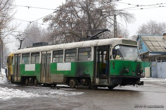 Tatra T4D-MS №1015, 25.02.13г