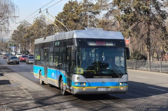 1102 YoungMan Neoplan, 01.03.13г