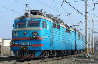 ВЛ80С-0511, 17.03.13г