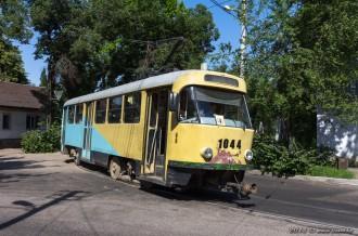 Tatra T4D №1044, 29.05.13г