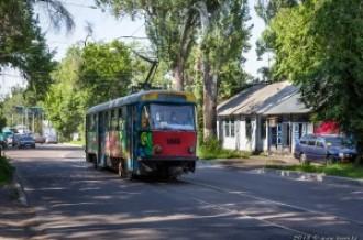 Tatra T4D №1046, 30.05.13г. #1