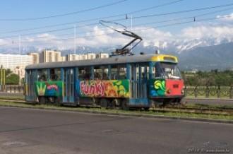 Tatra T4D №1046, 30.05.13г