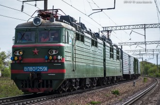 ВЛ80С-2591, 27.04.13г