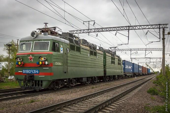 ВЛ80С-1314, 28.04.13г