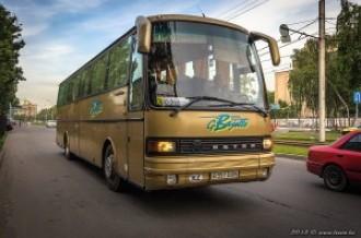 Setra S215HD АО «Эйр Астана», 16.05.13г