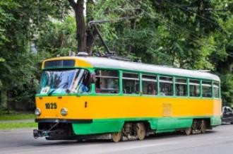 Tatra T3DC №1025, 16.06.13г