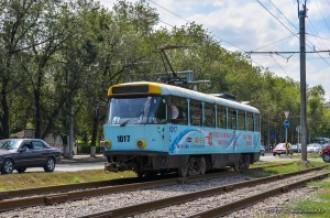 Tatra T4D-MS №1017, 04.08.12г