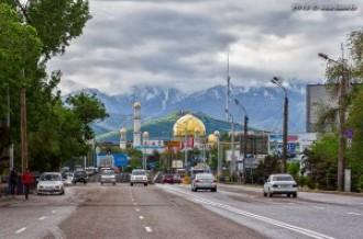 Алма-Ата, Саяхат, 27.04.13г