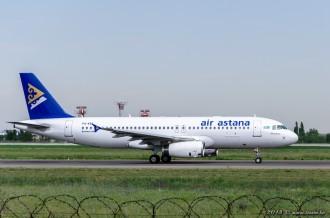 P4-KBA Airbus A320, 19.07.13г