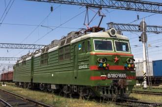 ВЛ80С-1665, 15.07.13г