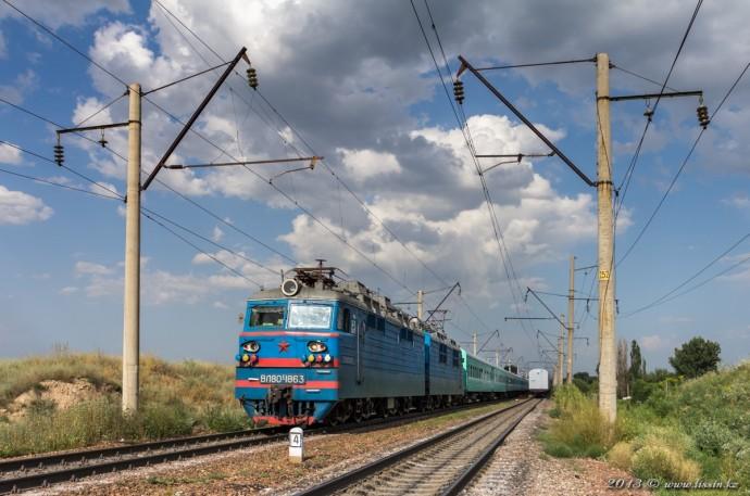 ВЛ80С-1863, 15.07.13г