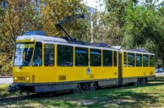 Tatra KT4DtM №1003, 05.08.13г
