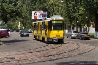 Tatra KT4DtM №1003, 02.08.13г