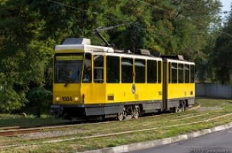 Tatra KT4DtM № 1004, 04.09.13г