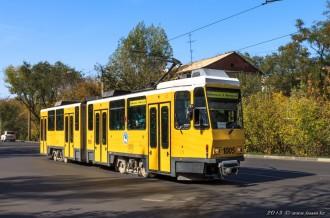 Tatra KT4DtM №1005, 03.10.13г