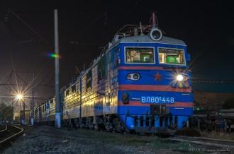 ВЛ80С-448, 02.11.13г