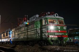 ВЛ60ПК-1877, 02.11.13г