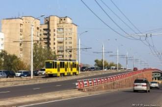 Tatra KT4DtM №1014, 29.10.13г