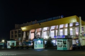 Станция Чу, 03.11.13г