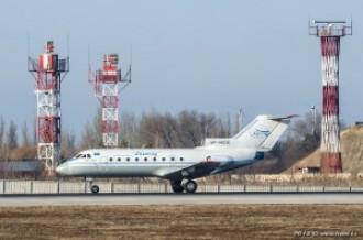 Як-40K UP-Y4019, 15.12.13г