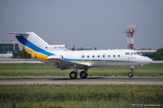 Як-40 UP-Y4012, 19.07.13г