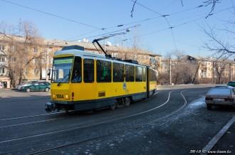 Tatra KT4DtM №1004, 04.12.13г