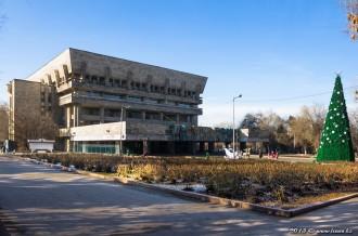 Театр им. Н.И. Сац в Алматы, 04.12.13г