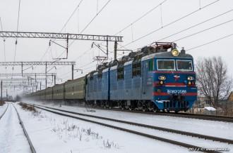 ВЛ80С-2588, 01.02.2014г