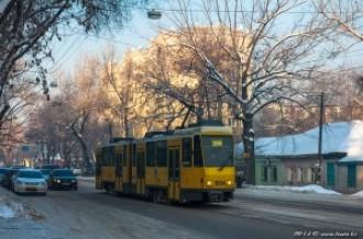 Tatra KT4DtM № 1004, 06.02.14г