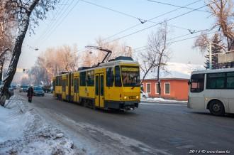 Tatra KT4DtM № 1003, 06.02.14г